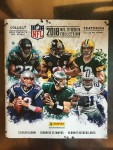 Panini NFL sticker book 2018 NFL season collectors album 32 teams
