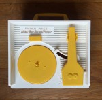 Fisher Price Retro Record Player replica toy based on original from 1971 kids music