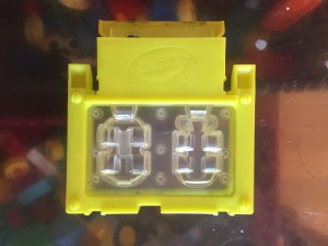 Crayola Melt 'N Mold Factory race car crayon mold extension pack