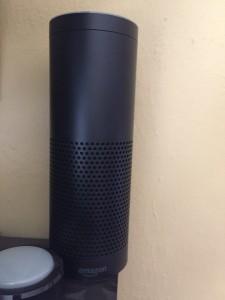Alexa voice control unti