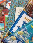 Kids look and find books close up of 1001 Things to Spot in the Sea Hide and See Things That Go Where's Waldo? Thomas the Train Look and Find