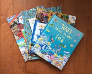 Best look and find books for kids