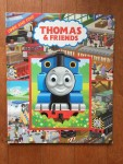 Thomas and friends look and find book with hidden pictures