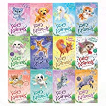 Fairy Animals of Misty Wood books by Lily Small 12 covers from Amazon