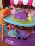 Zuru Hamsters in the House pretend tiny hamster blue at Super Market Doll House