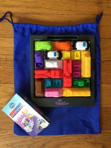 Rush Hour Jr Logic puzzle game for kids from Think Fun