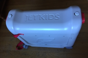 JetKids BedBox packed up and ready to go