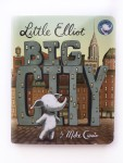 Little Elliot Big City board book version by Mike Curato