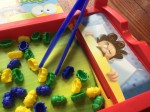 Bed Bugs pick up catching game for young kids by Hasbro