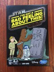 Star Wars: I've Got a Bad Feeling About This! card game box