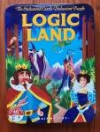 Logic Land Enchanted Castle Deduction Puzzle magnet tin problem solving game for kids