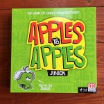 Apples to Apples Junior card game for kids and adults