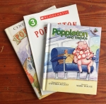 Poppleton books by Cynthia Rylant for beginning early readers