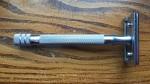 Merkur Futur 23C Double Edge Safety Razor long handled men's shaving reusable