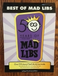 Best of Mad Libs 50 years of stories with write in blanks for kids