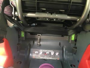 Britax Grow with Me ClickTight installation