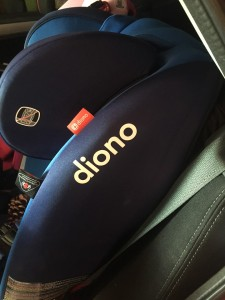 Diono Radian 3RXT convertible car seat side view