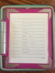 Crayola Light Up Tracing Pad in pink for kids
