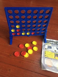 Connect 4 Four strategy game