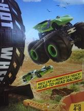 Hot Wheels Monster Truck Epic Loop Challenge Play Set