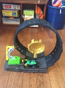 Hot Wheels Monster Truck Race loop the loop toy