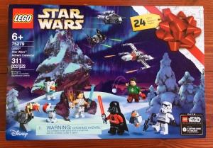 Lego Star Wars 2020 Advent calendar