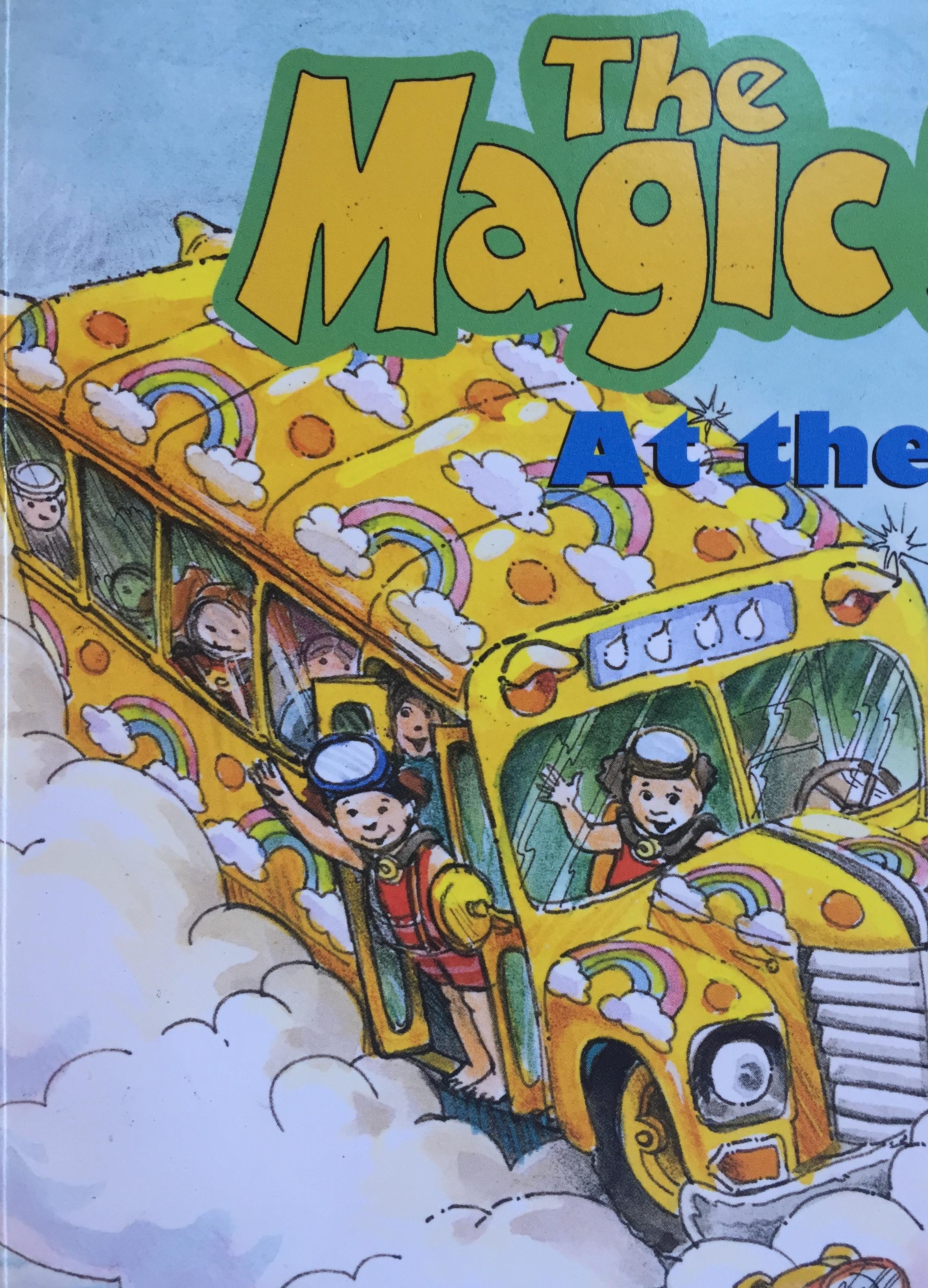 Magic School Bus Books 1