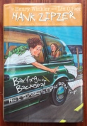 Barfing in the Back Seat book Hank Zipzer by Henry Winkler and Lin Oliver