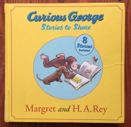 Curious George Stories to Share picture book by Margret and H.A. Rey