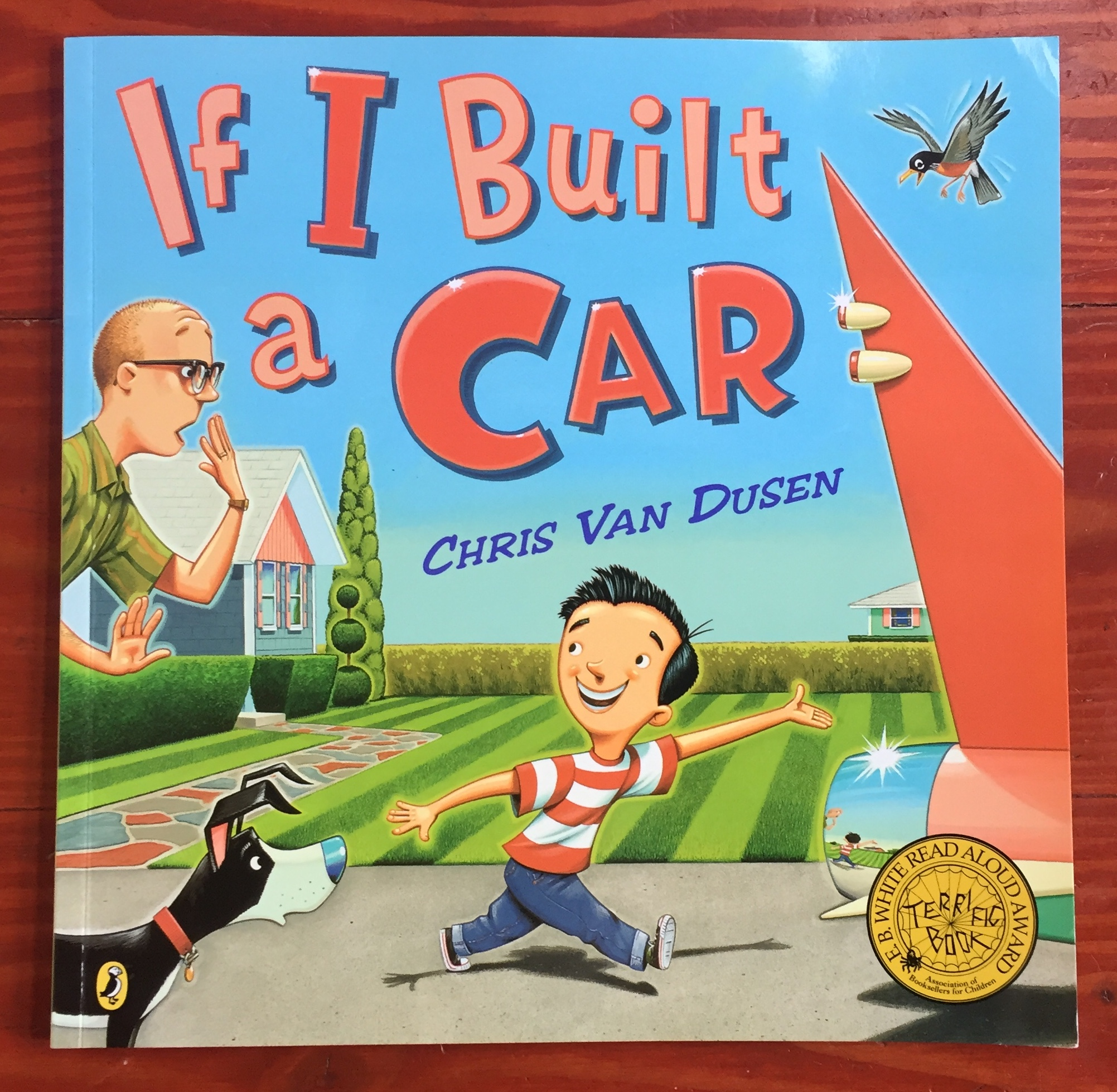 If I Built a Car 1