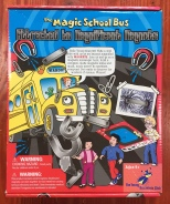Magic School Bus Science Kit Attracted to Magnificent Magnets box front