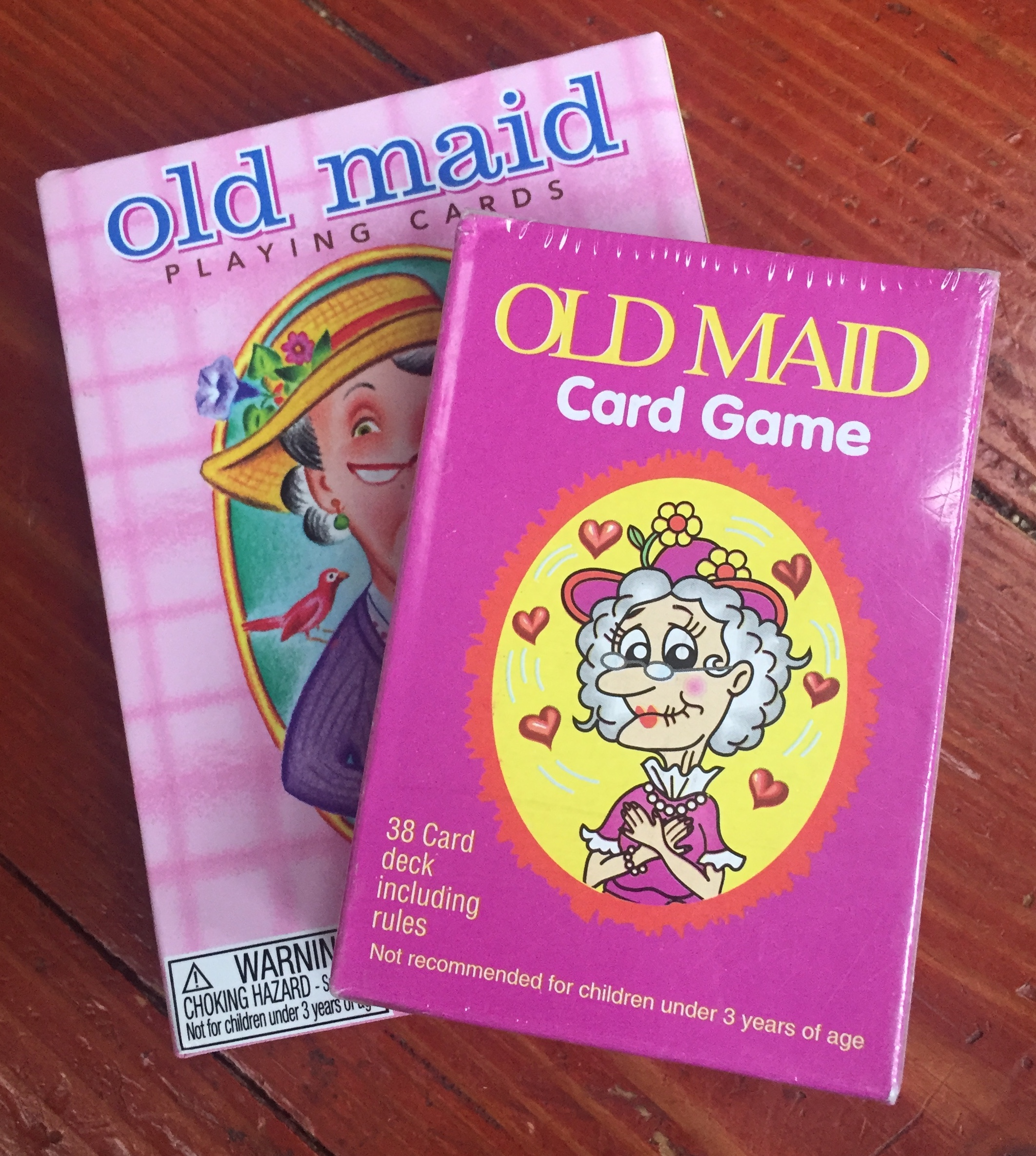 Old Maid 1