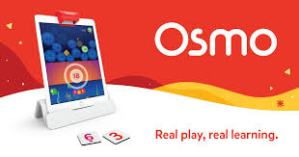 Osmo logo and screen