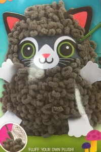 Alex Loopies plush cat gato stuffed animal making kit