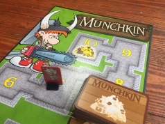 Munchkin board game for kids