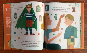 Little Libraries, Big Heroes picture book by Miranda Paul