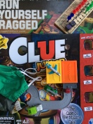 Clue Junior Run Yourself Ragged child's face masks Driven Pocket series tiny trucks vehicles