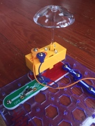 Snap Circuit Arcade STEM toy for kids learning science electrical
