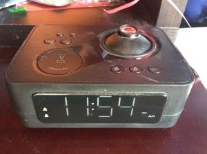 Capello projection alarm clock