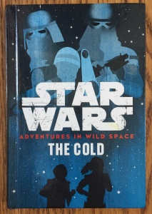 Star Wars Adventures in Wild Space book The Cold