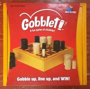 Gobblet Game in box from Blue Orange