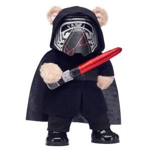 Build a Bear Kylo Ren bear in costume