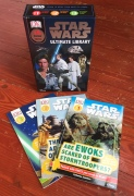 Star Wars Easy Readers Ultimate Library picture books for kids