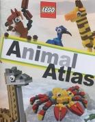 LEGO Animal Atlas book building bricks inspiration geography for kids
