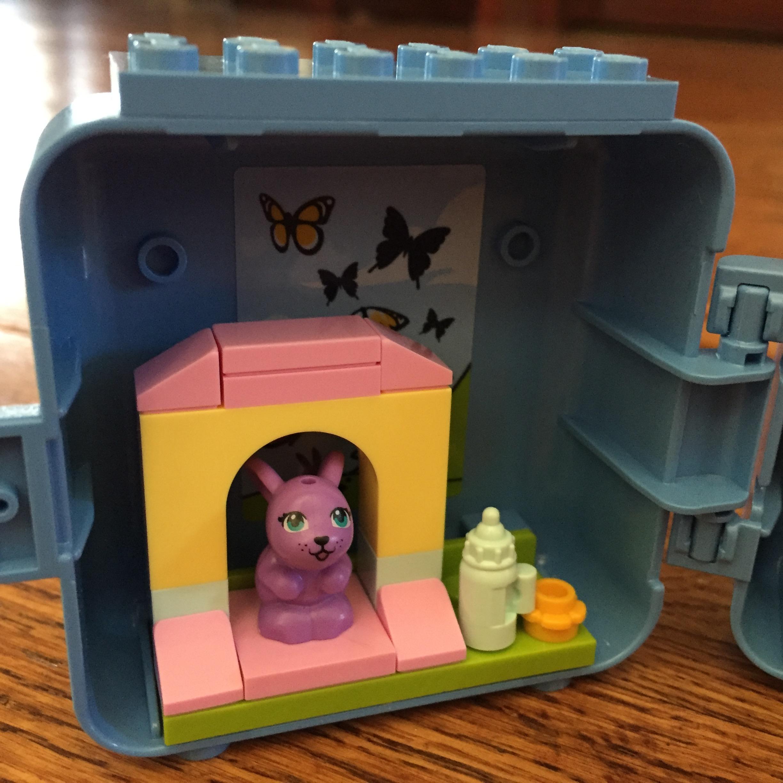 Lego Cube Animal Series