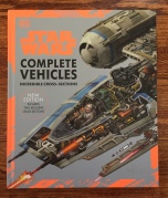 Star Wars Complete Vehicles new edition visual encyclopedia star fighters