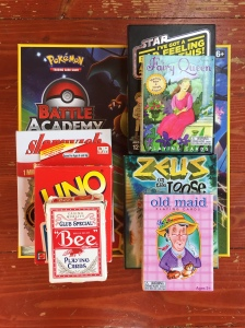 card games for kids pokemon battle academy I've Got a Bad Feeling About This Slamwich Uno Fairy Queen Zeus on the Loose Old Maid