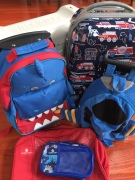 JetKids BedBox Yodo Kids Rolling Suitcase Pottery Barn Kids MacKenzie Spinner Luggage