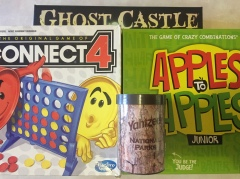 Ghost Castle Connect 4
