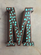 Painted Letters 1